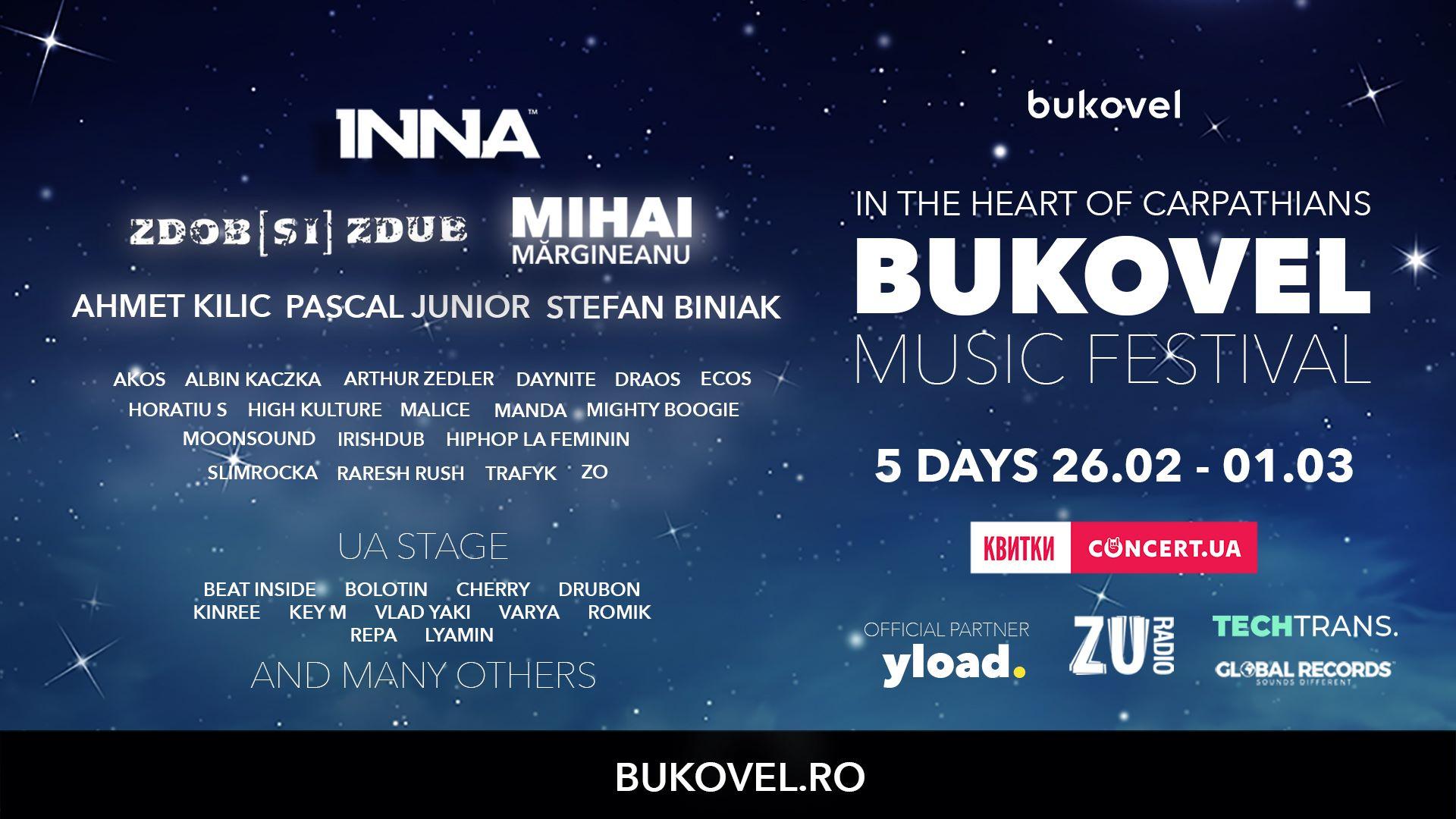 """""""Bukovel Music Festival"""""""